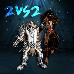 2vs2 Arena Rating