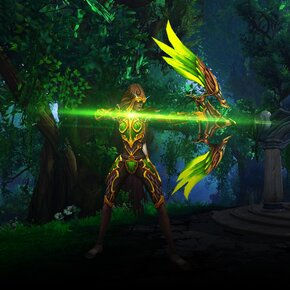 Legion Raid Transmog Gear Tier 19 Set