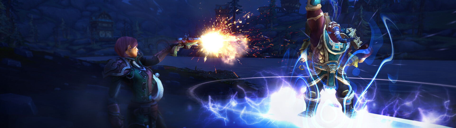 WoW PvP-Action Leveling