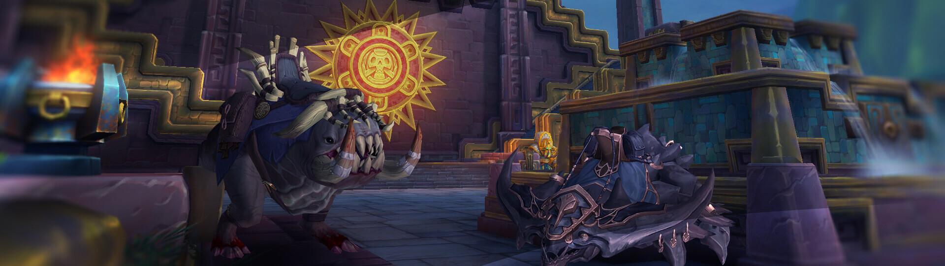 World of Warcraft best mounts